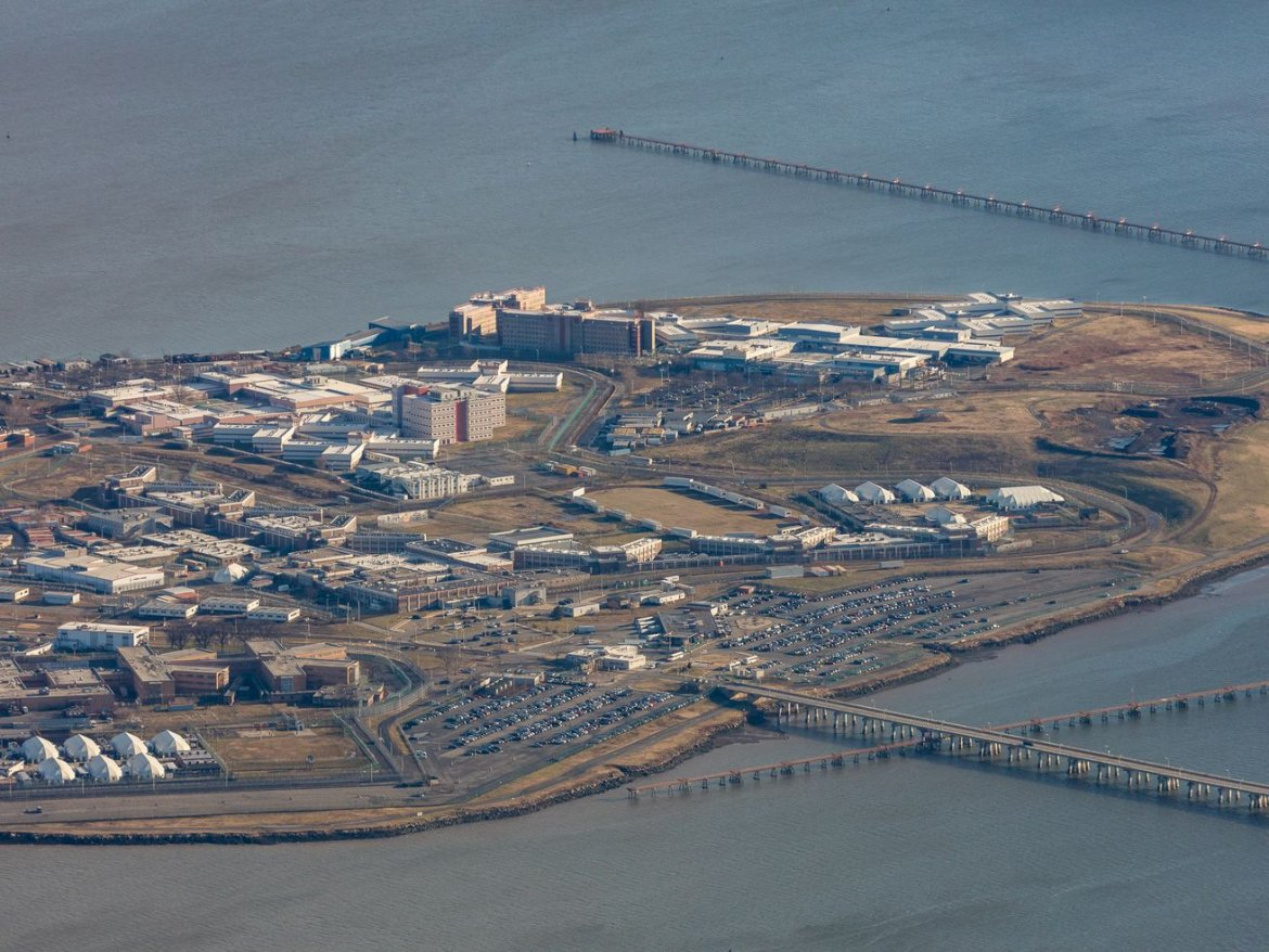 Rikers Island replacement plan heads to City Council for approval