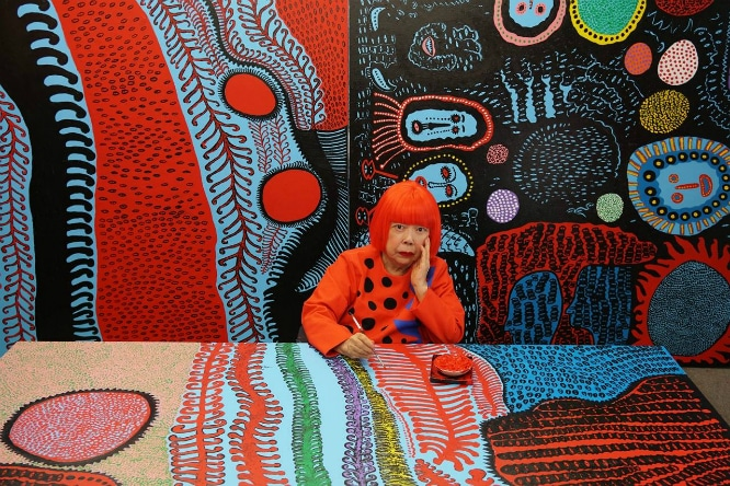 Yayoi Kusama Is Bringing An All New Infinity Mirror Room To NYC Next Month
