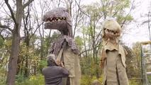 NYC Halloween Parade Puppets Are Made in Hudson Valley