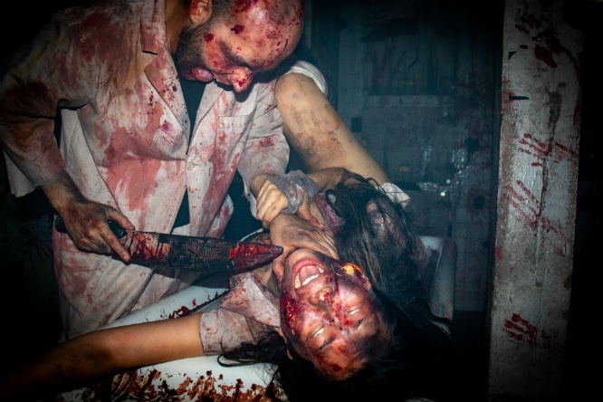 NYC's Blood Manor Is Bringing Your Darkest Nightmares To Life This Halloween