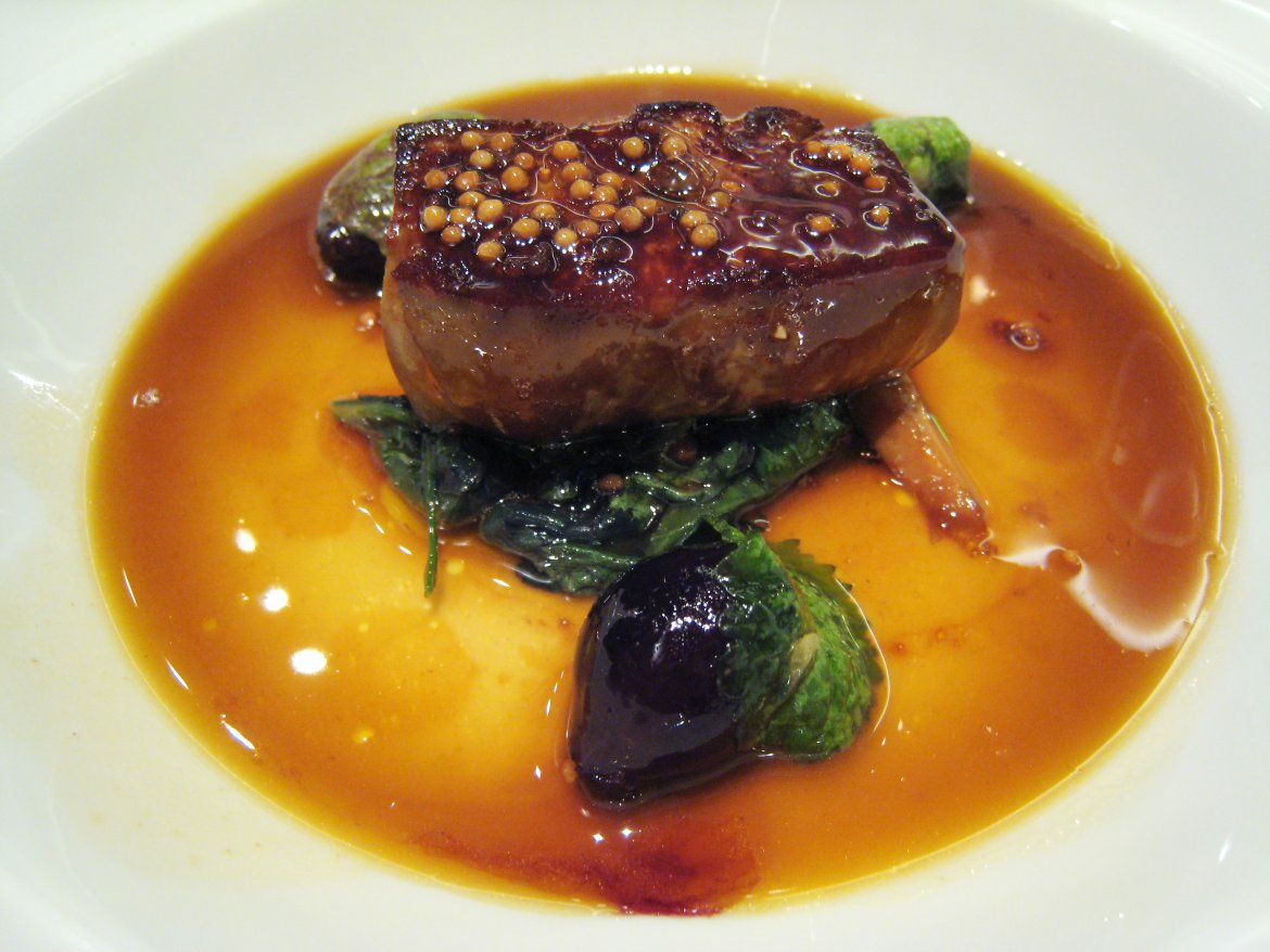 Foie Gras, A Controversial French Delicacy, Will Soon Be Illegal In NYC