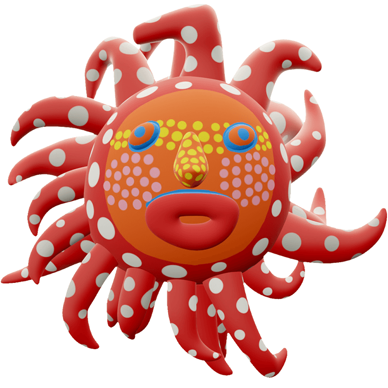 Yayoi Kusama Is Creating A Massive Balloon For The Macy's Thanksgiving Day Parade