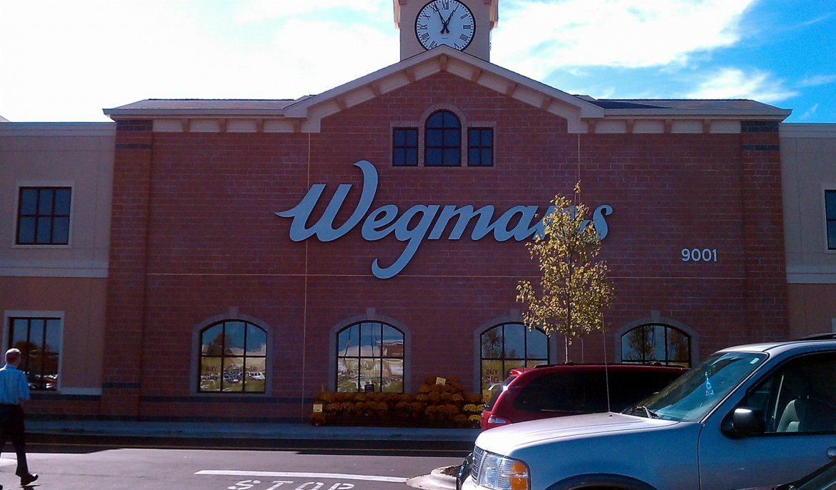 Wegmans Grocery Store Will Open Massive First NYC Outpost This Month