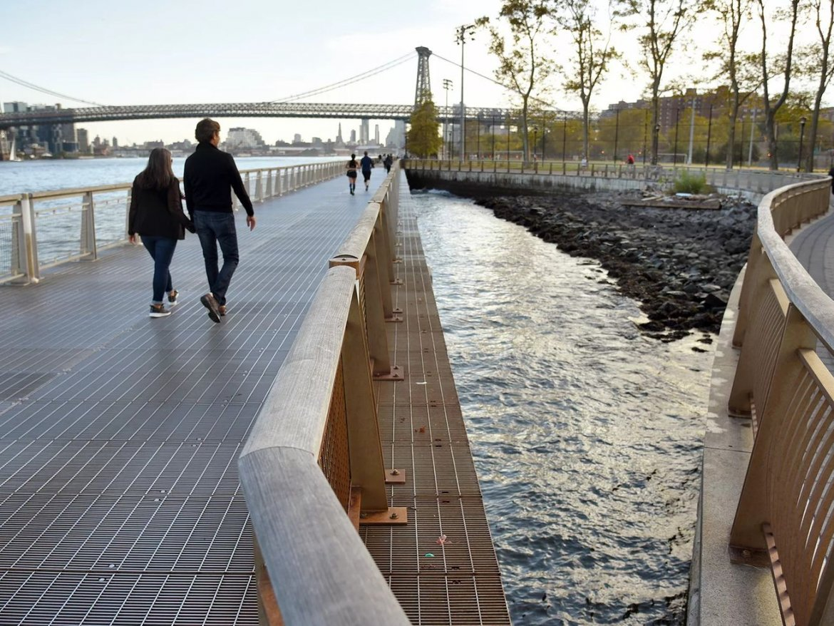 Flood protection plan for East River waterfront heads to full City Council vote