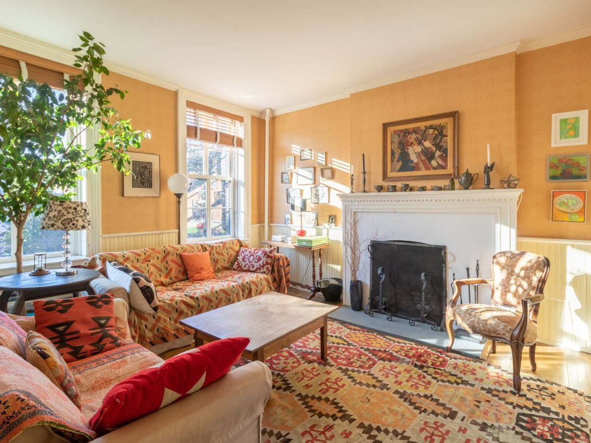 Historic West Village townhouse with literary past wants $9.75M