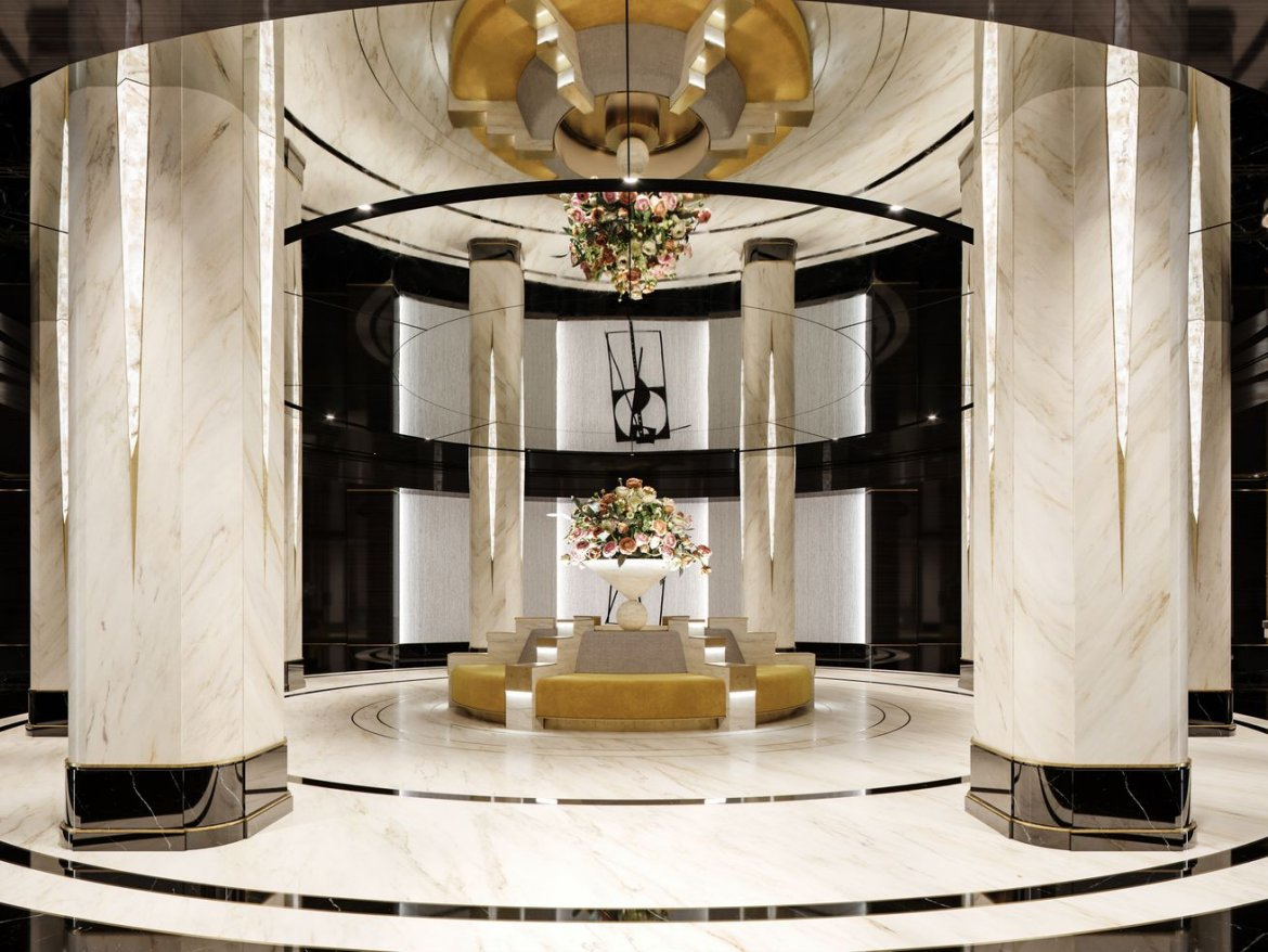 First look inside the Waldorf Astoria's condo conversion