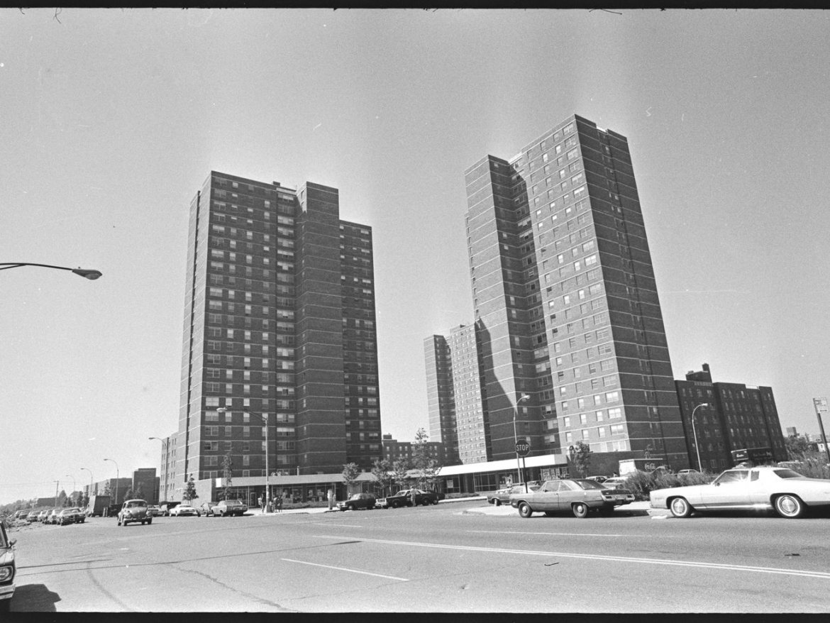 The history of Brutalist architecture in NYC affordable housing
