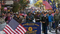 NYC Veterans Day Parade Street Closures, Route and More