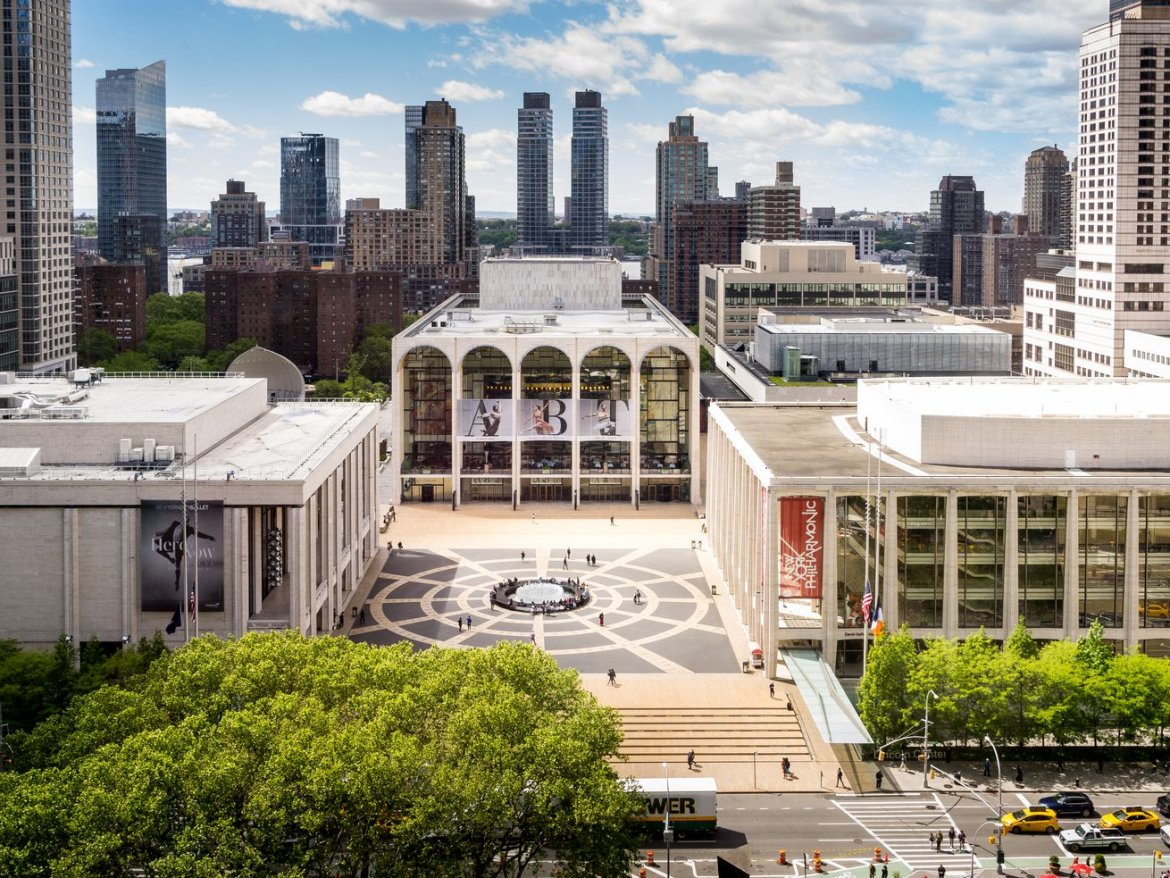 Famed Lincoln Center sculpture won't return after $550M renovation