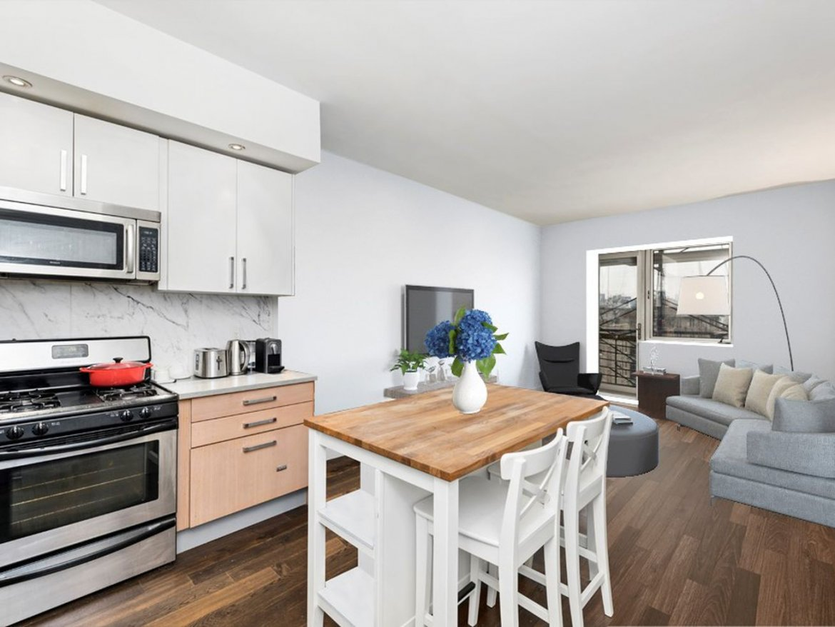 What $2,600 rents in NYC right now