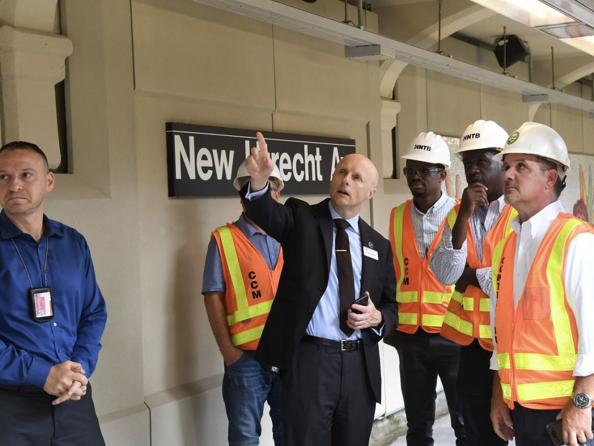 Can NYC's subway system get fixed without 'train daddy' Andy Byford?