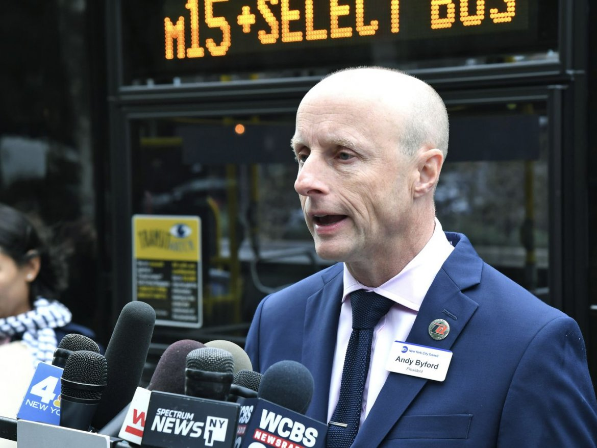 NYCT chief Andy Byford resigns: How he improved NYC transit
