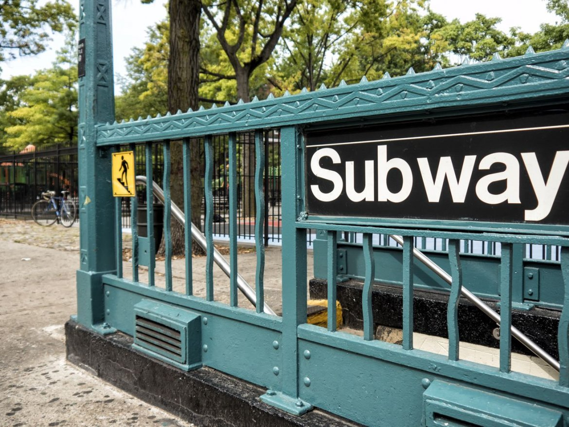 Why are so many NYC subway entrances closed to riders?