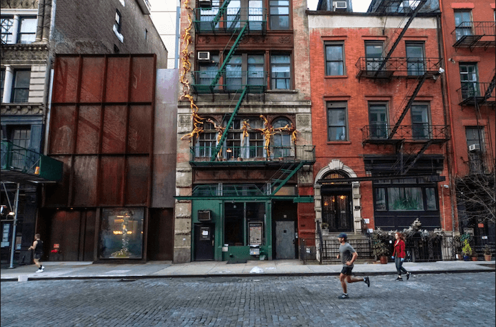 NoHo, Manhattan: A Place to 'Live and Work and Create'
