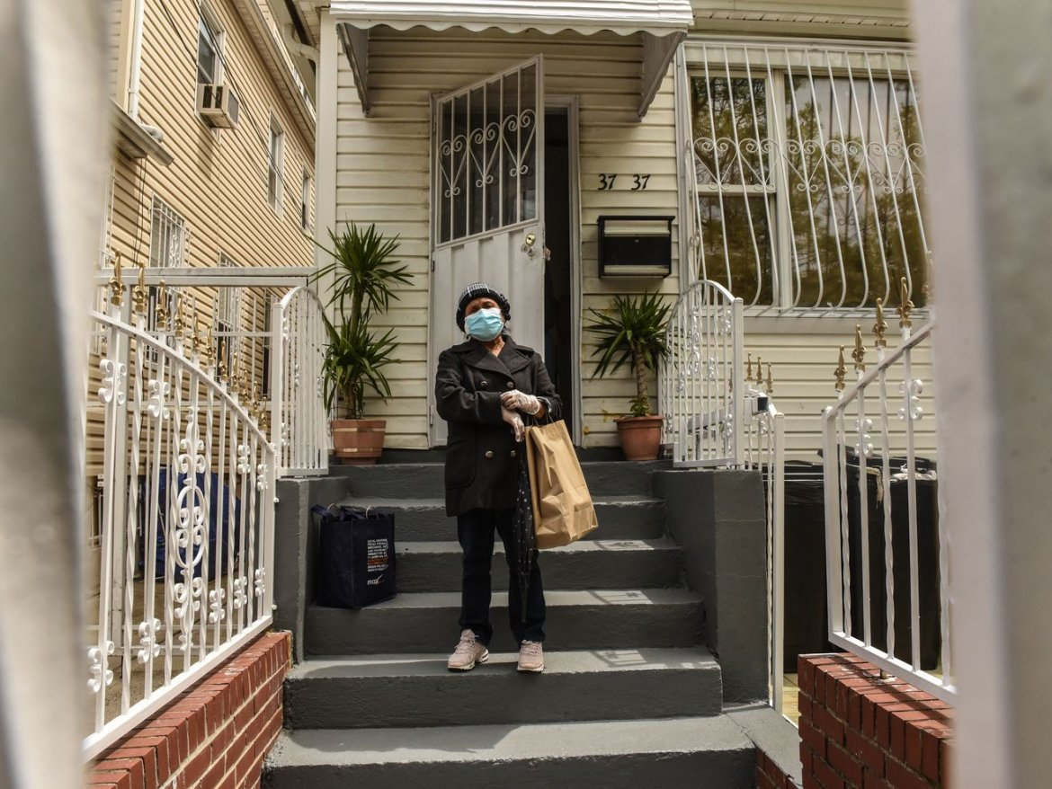 NYC immigrants fear losing their homes during the pandemic