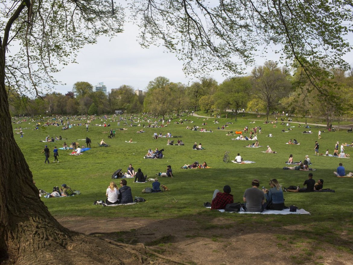 NYC parks foresee financial losses at a time when we need them the most
