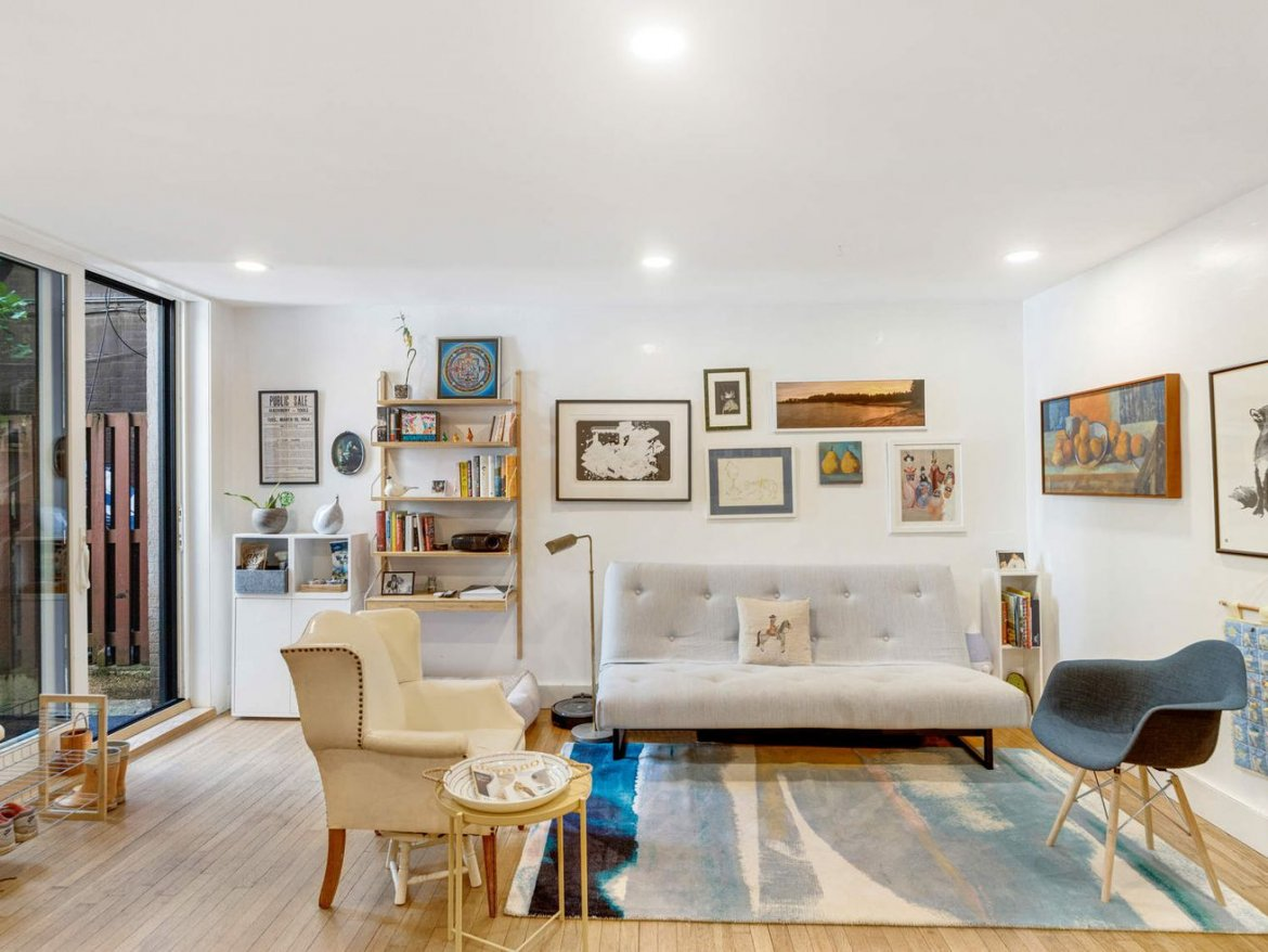 Park-Adjacent Park Slope One-Bedroom With Private Patio Wants $749K