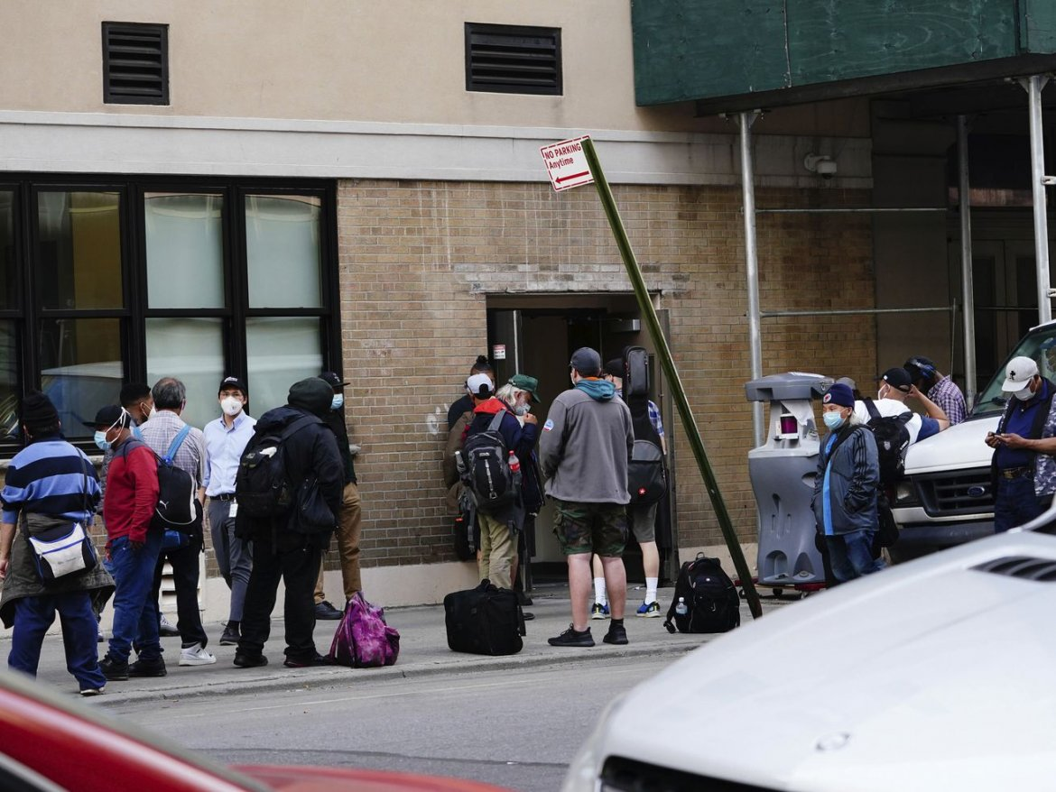 Homeless New Yorkers in Shelters Face Higher Coronavirus Death Rate