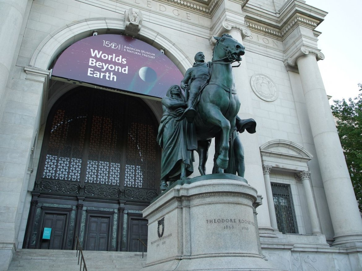 American Museum of Natural History to Remove Racist Theodore Roosevelt Statue