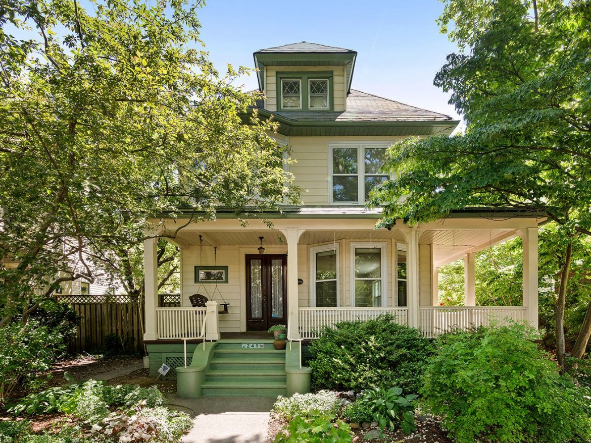 Ditmas Park Victorian With Wraparound Porch Asks $2.5M